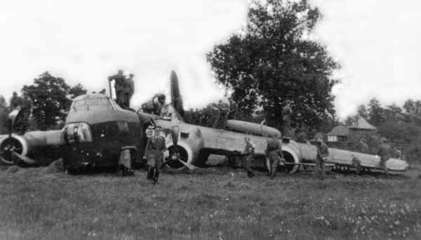 SHORT Stirling N 6045 U 01